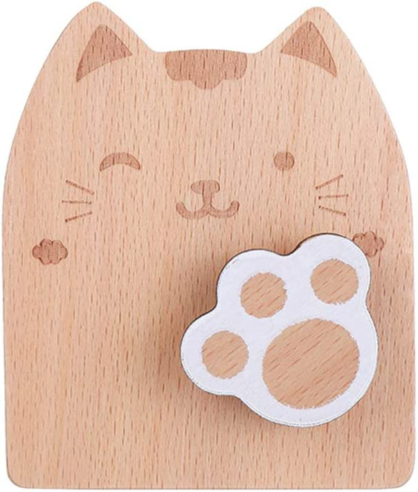 Recommendation Healifty Wooden Music Box Hand-cranked Miniature 4 years warranty Kitten W Shaped