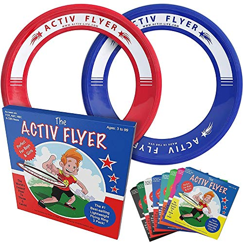 Activ Flyer Frisbee Rings