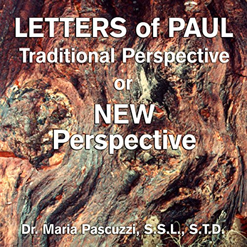 Letters of Paul audiobook cover art