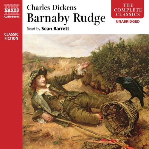 Page de couverture de Barnaby Rudge