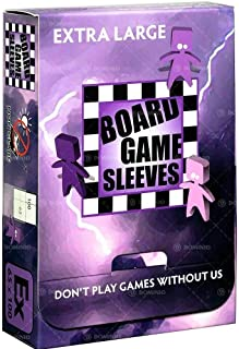 Arcane Tinman Board Game Sleeves: Extra Large (Non-Glare) 65X100Mm AT-10427