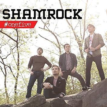 Shamrock #Onefive