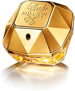 Paco Rabanne Lady Million Eau De Parfum Spray, 80 ml