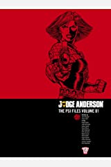 Judge Anderson: The Psi Files Volume 01 Kindle Edition
