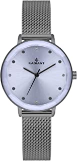 Radiant katrine Womens Analog Quartz Watch with Stainless Steel bracelet RA467606