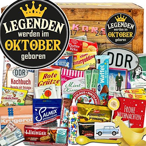 Legenden werden im Oktober geboren / Oktober Geschenke / Advent Kalender DDR