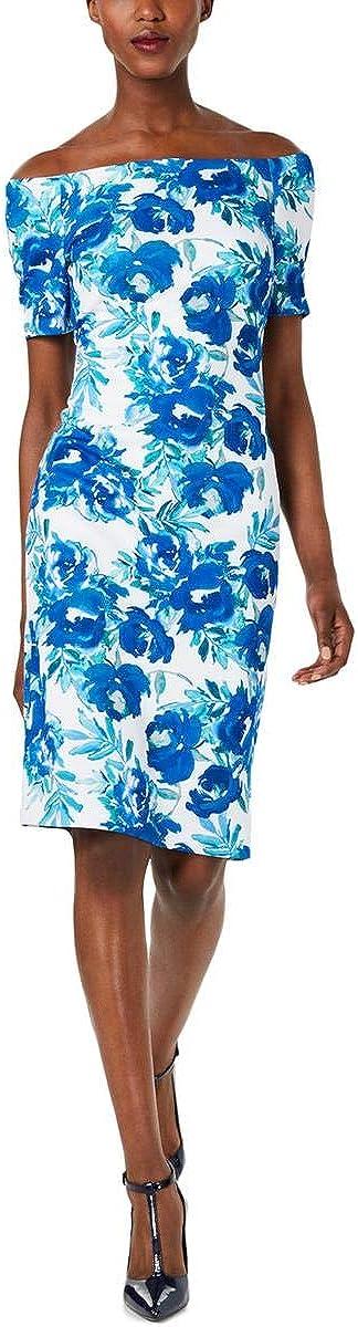 Calvin Klein Ranking TOP11 Women's Max 52% OFF Petite Short Off Sheath Sleeve Shoulder The