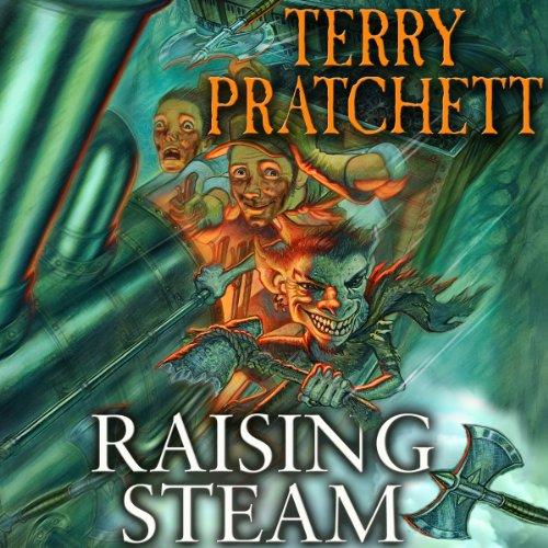 Raising Steam cover art