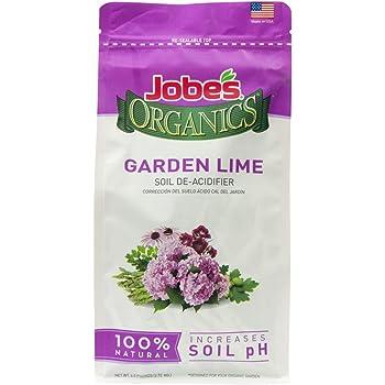 Jobe's Organics Garden Lime Soil Amendment, 6 lb