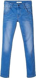 NAME IT Nitclas XSL Dnm Pant Nmt Noos Jeans para Niños