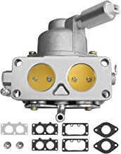 Partschoice 791230 Carburetor Carb W/Gaskets Kit Compatible for Briggs & Stratton V-Twin Engines 20hp 21hp 23hp 24hp 25hp Fit 699709 499804 Carburetors Replacement