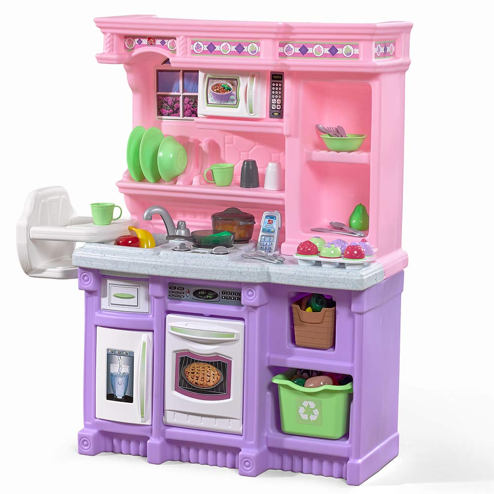 Step2 Sweet Baker's Kitchen, Pink & Purple - Buy Online in UAE ...