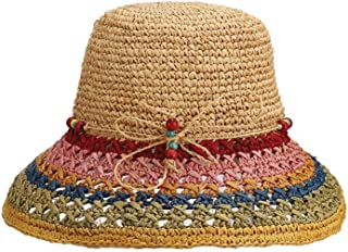 Sunhat for Women – Cappelli Straworld – Luxury Hand Crocheted Raffia Cloche