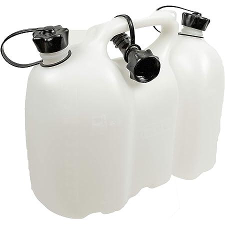 Oregon Kombi Kanister 562406 Transparent Für 6 L Kraftstoff Und 3 L Öl Baumarkt
