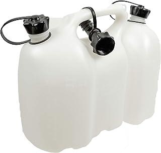 Oregon 562406 Professional Combi-Can Bidon combinétransparent pour 6l de carburant et 3l d'huile
