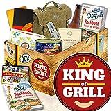 King of Grill / NVA Geschenkset / GeburtstagsGeschenk grillen / DDR Geschenkset