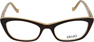 Luxury Fashion | Liu Jo Womens LJ2714265 Black Glasses | Fall Winter 19