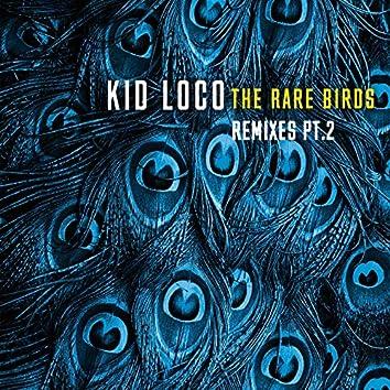 The Rare Birds Remixes, Pt. 2
