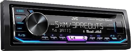 JVC KD-R895BTS 1-Din CD Receiver Featuring BT/USB/13-Band EQ (Certified Refurbished)
