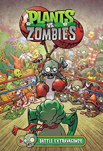 Plants Vs. Zombies: Battle Extravagonzo