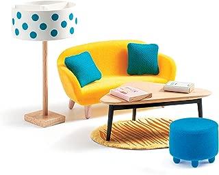 DJECO DJ07822 Living Room Playset
