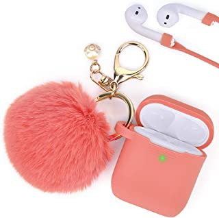 Airpods Case, Filoto Airpod Case Cover for Apple Airpods 2&1 Charging Case, Cute..