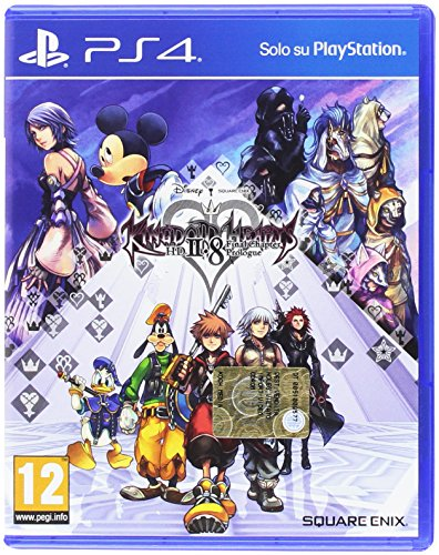 Kingdom Hearts HD 2.8 Final Chapter: Prologue -...