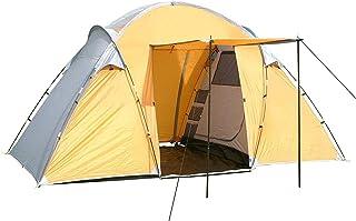 MONTIS HQ MEXICO, tält för 2 till 4 personer man, vattentät & ultralätt med tält, veranda & myggnät, premiumtält, passar s...