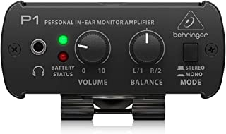 Behringer - Powerplay p1 Amplificador Auricular in Ear