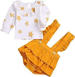 HCFKJ Ropa Bebe Ni/ñA Invierno Ni/ñO Manga Larga Camisetas Beb Conjuntos Moda Beb/é Ni/ñA Ni/ñOs Verano Backless Fiesta Encaje Princesa Borla Vestido Ropa