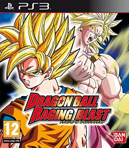 Namco Bandai Games Dragon Ball: Raging Blast, PS3