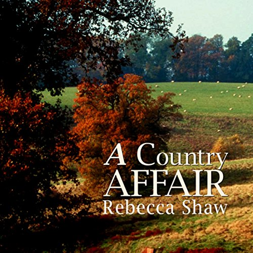 A Country Affair audiobook cover art