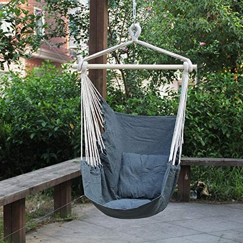 Fresno Mall Max 78% OFF Agg Chair Swing Hammock for Hanging Bedro Chai