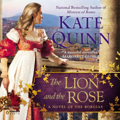 Page de couverture de The Lion and the Rose
