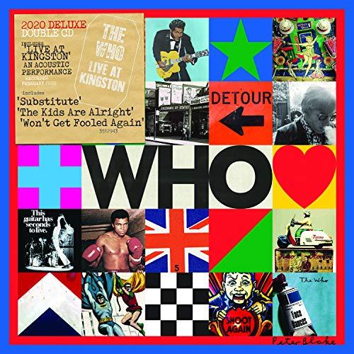 """Who (Ltd. Edt. 7"""" Vinyl Box 6x7""""+1CD) (2020) [Vinyl LP]"""