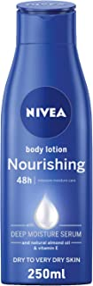 NIVEA Nourishing Body Lotion, Extra Dry Skin, 250ml