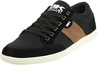 British Knights Mens Casual Shoes KUNZO PU/Canvas