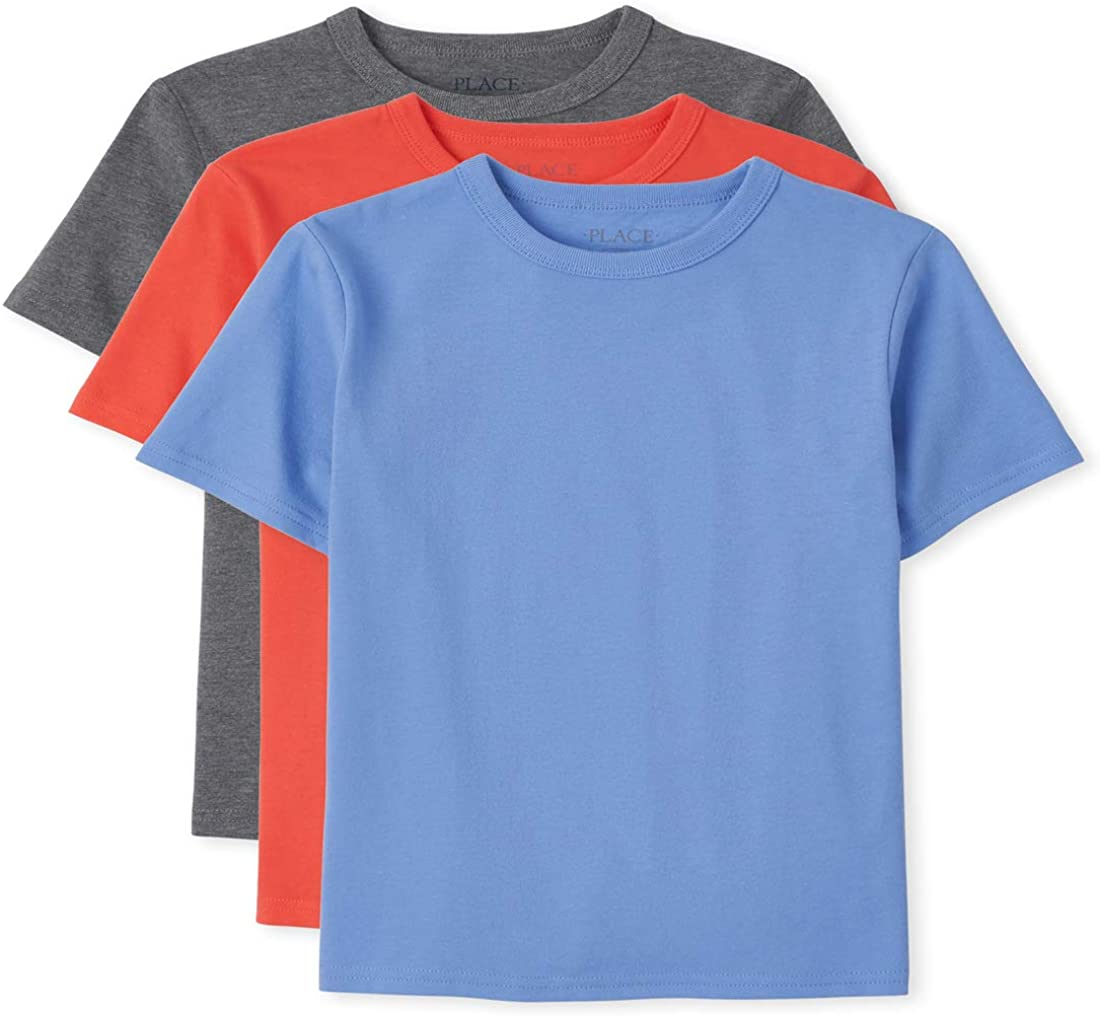 The Children's Place Boys Top 3-Pack