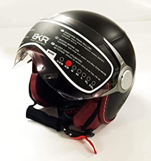 BKR Casco JET Due Titanio Limited Edition XS