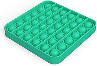 NIUNIU Push pop Bubble Squeeze Sensory Toy, Push Pop Pop Bubble Sensory Fidget Toy, Pop It Figit Toy Fidget Toys Autism Sp...