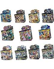 360 stuks pokemon kaarten booster box, Pokemon zon en maan, SHINING FATES, Darkness Ablaze, Evoluties, Unbroken, Unified Minds, Vivid, Battle Styles Booster Box (Engelse reproductie versie)