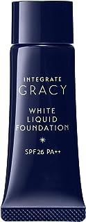 インテグレート グレイシィ ホワイトリキッドファンデーションN オークル10 (SPF26・PA++) 25g