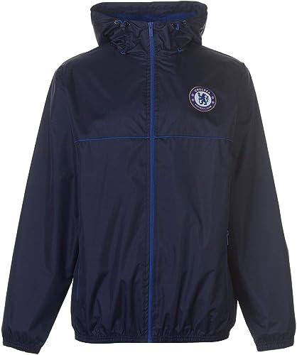 Chelsea Veste imperméable pour Homme Bleu