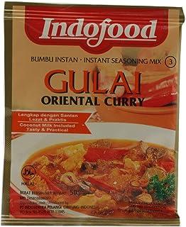 Indofood Bumbu Gulai (Oriental Curry Mix) - 1.6oz (Pack of 1)