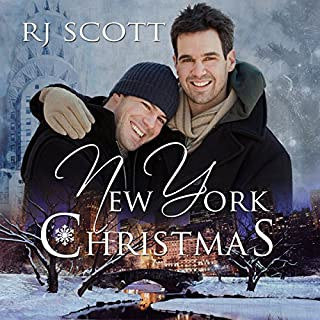 New York Christmas cover art