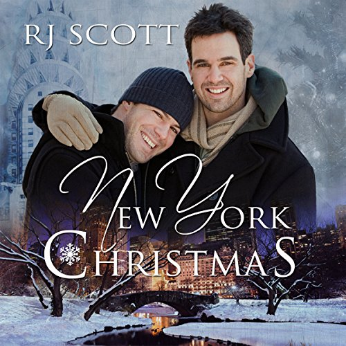 New York Christmas audiobook cover art