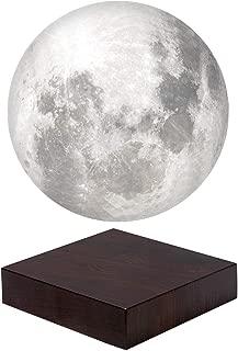 VGAzer Moon Lamp 3D Printing Magnetic Levitating Moon Light Lamps for Home、Office Decor, Creative...