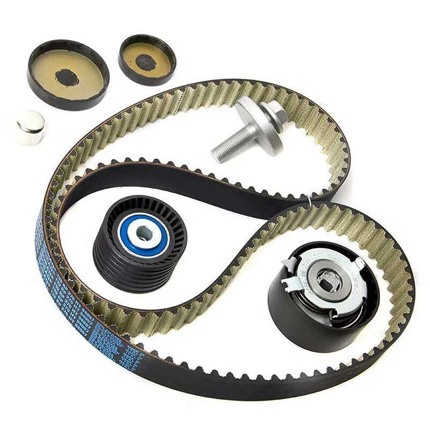 NANA-AUTO Timing Belt Kit Water Pump For Renaults OE# 701471382