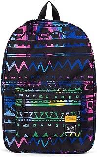 Herschel Supply Co. Men's Winlaw Backpack, Zigzag Blue/Green, One Size