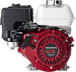 Honda GX120UT1QX2 118cc GX120 Series OHV 3.5 HP Engine With Straight Keyed Shaft 3/4-Inch by 2-7/16-Inch Crankshaft